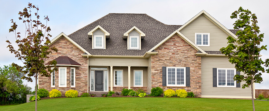 Home Equity Loan & Lines - image of house
